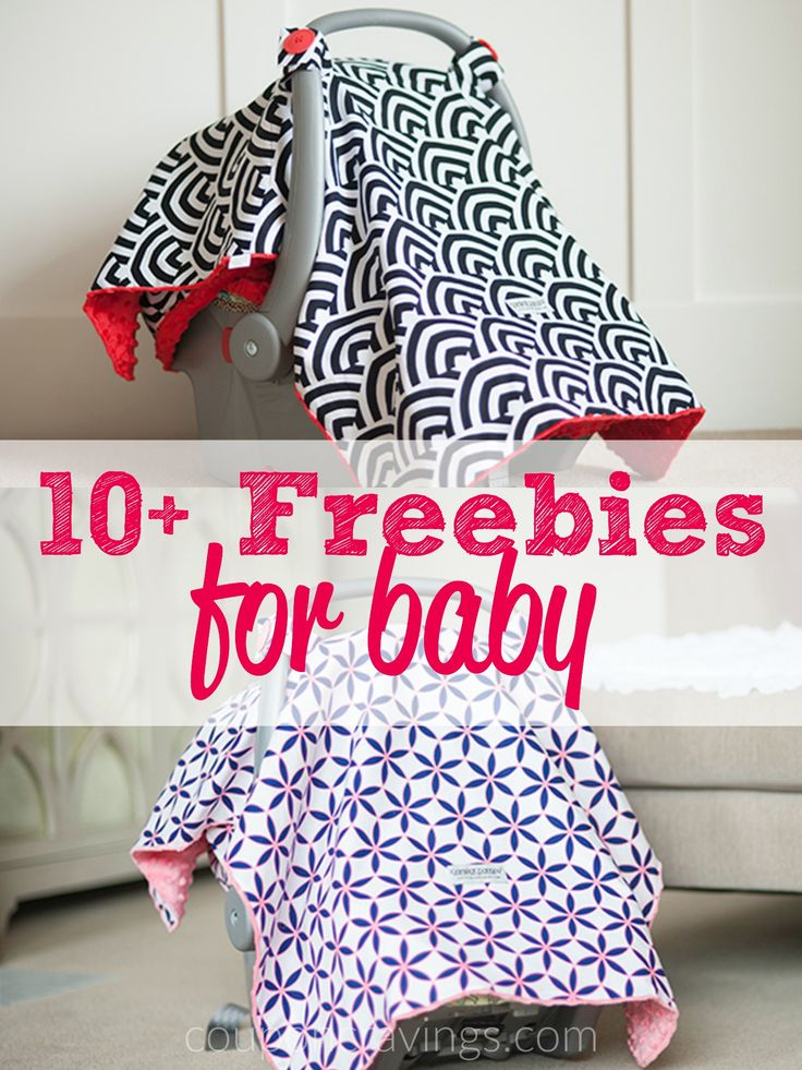 Looking for baby shower ideas? Cheap gifts needed quickly? Check out this list - you'll see a free carseat canopy and even a free baby sling that I used with our daughter! There's also a 20-piece baby care kit up for grabs - I LOVE getting free things for my family!!