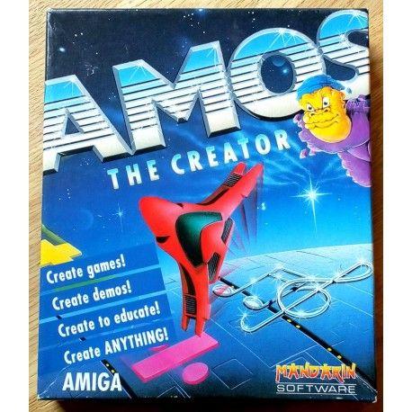 AMOS The Creator (Mandarin) for Amiga
