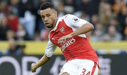 Francis Coquelin thinks the future is bright at Arsenal