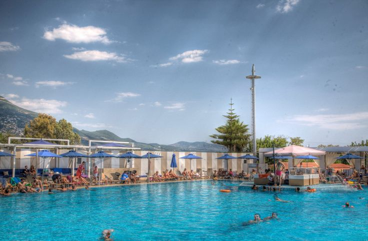 #Kalamata #Elite #City #Resort #summer #pool