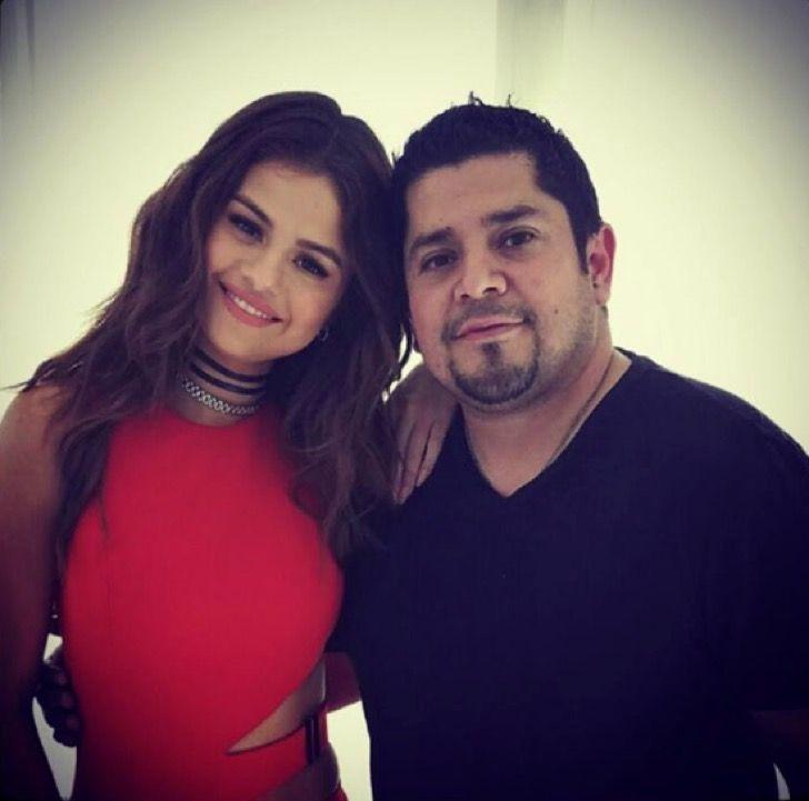 La desconocida familia mexicana de Selena Gomez a la que jamás habíamos visto