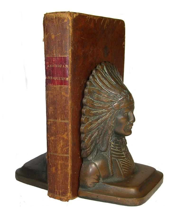 1833 INDIAN MOUND BUILDERS PALEO ARCHAEOLOGY ARTIFACTS OHIO MISSISSIPPI BASINS