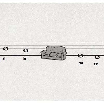 ti la so fa mi re #music #joke #humour