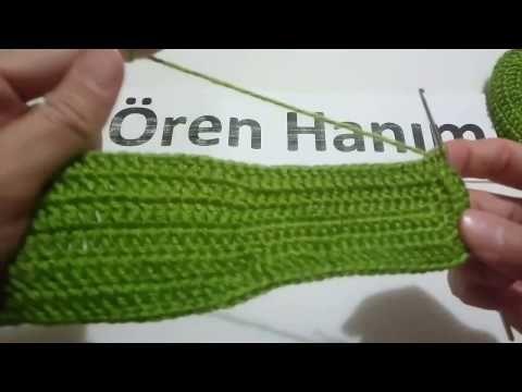 Patik tabanı yapımı - YouTube