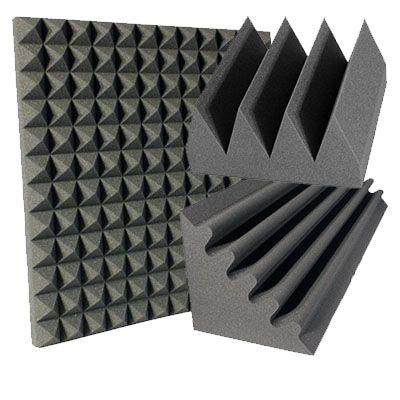 Soundproof Studio Foam - Studio Soundproofing Kits   Soundproof Cow
