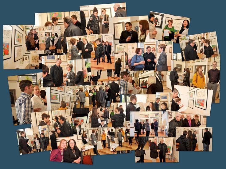 Opening Reception – Miro suite