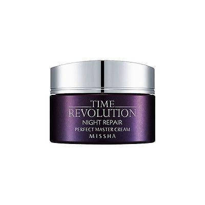 [MISSHA] Time Revolution Night Repair Perfect Master Cream [RUBYRUBYSTORE]