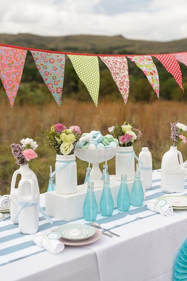 blue and pink bridal shower 010 e1363473157600 Baby Shower in campagna