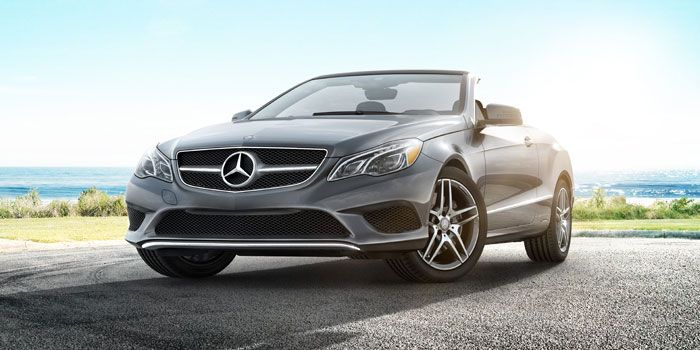 Engineered from the winding road to the blue sky as a true 4-seat convertible, the new E350 Cabriolet makes any season sunnier. With an insulated cloth soft top, breathtaking style and groundbreaking innovations in safety and comfort, it's the most compelling chapter yet in the rich Mercedes-Benz history of open-air motoring. #mbsummer