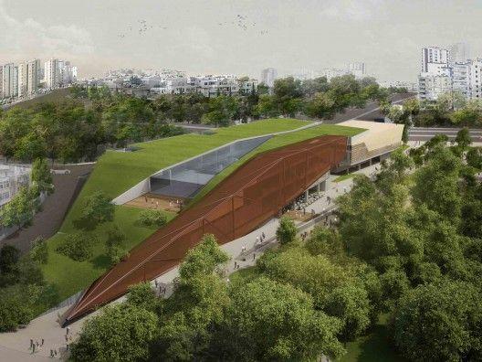 Adana City Hall and Cultural Center (1)
