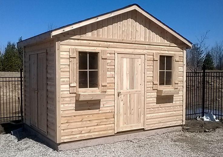 shed by Flamborough Patio Furniture