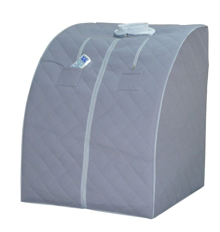 The Synergy Sauna™ is the best portable Infrared Sauna out there today.