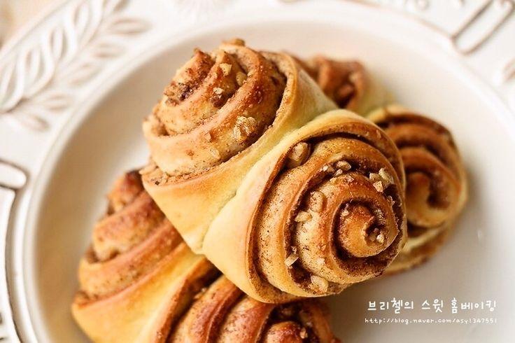 카모메 식당 시나몬 롤 : 네이버 블로그