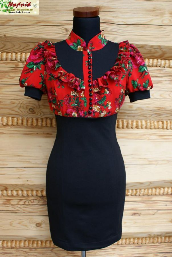 Clothes inspired by Polish folklore - Hafcik.com