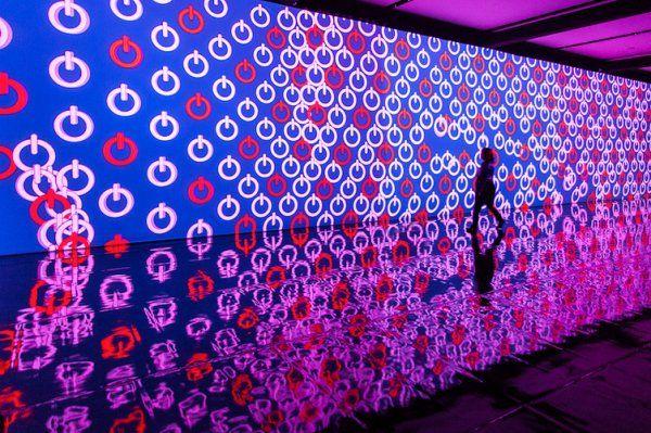8 Ties for Hermès, 2012 - 2013, Villes du monde Tokyo, Paris, France.