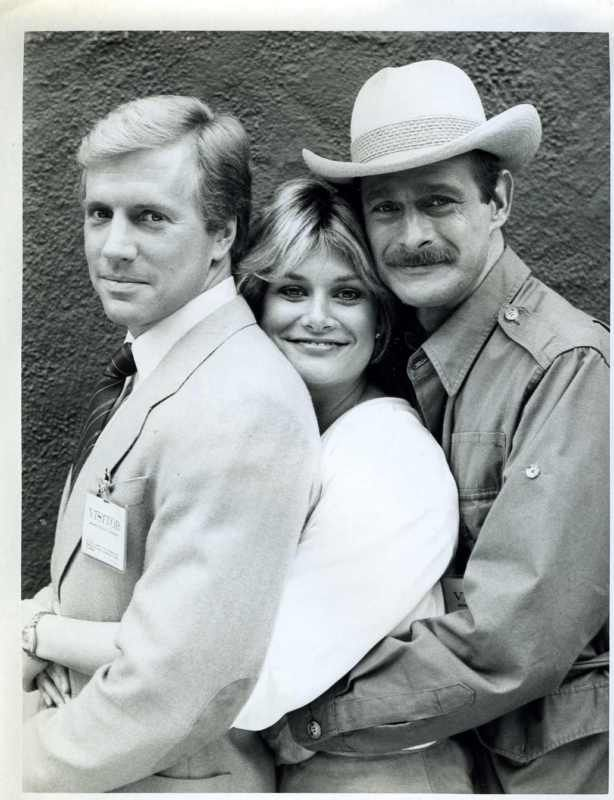 41 best images about simon simon on pinterest rick and for Are delta burke and gerald mcraney still married