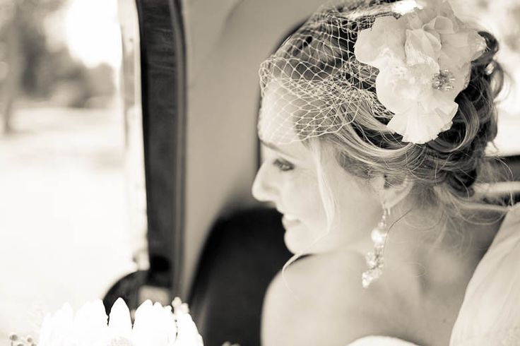 Erna Loock Photography: { Forever } Hanri + Jacques Part One Rustic Romance Wedding White Floral Headpiece