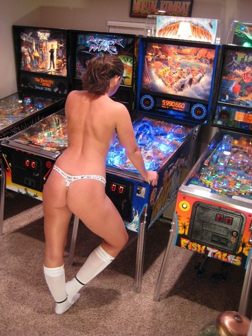 Arcade games naked pictures can