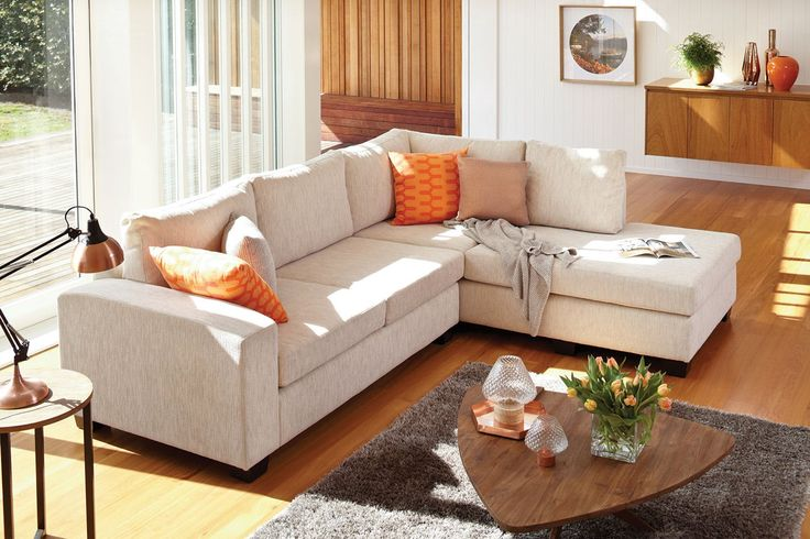 Weymouth 4 Seater Fabric Chaise Suite by White Rose Furniture. Check if comes in other colours