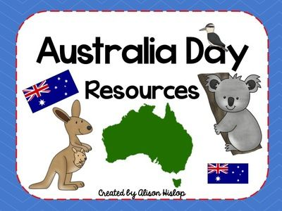 Celebrate Australia Day! Resources and Activities from Teaching Maths with Meaning on TeachersNotebook.com -  (73 pages)  - Resources for teaching your class about Australia Day!