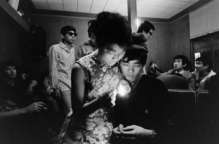 Teenage Wasteland: Japanese Youth in Revolt, 1964   LIFE.com