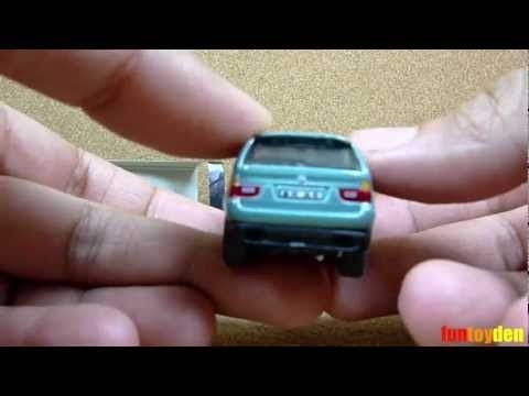 BMW X5 - Cararama Die-cast Car Collection Unboxing