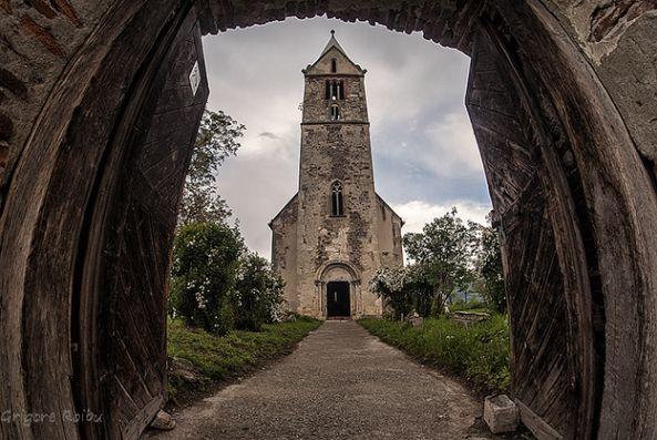 Biserica reformata calvina(sec XIII) SantaMaria Orlea