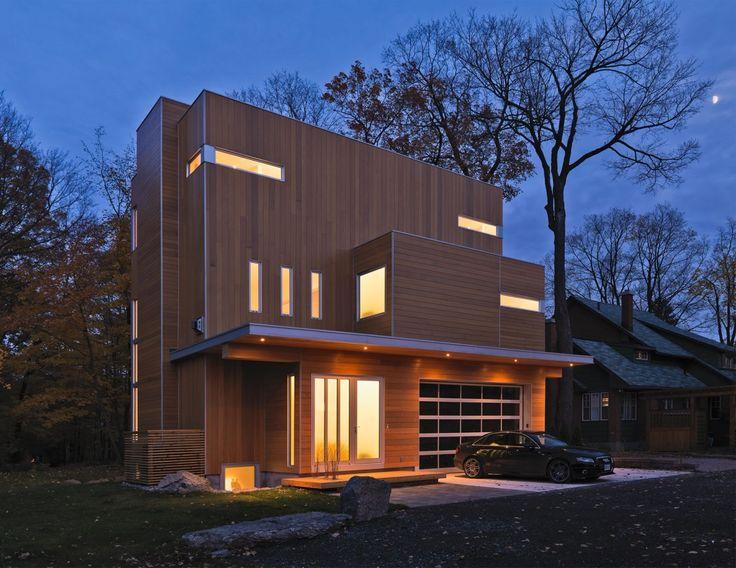 94 best Casas de madera images on Pinterest   Wood houses ...