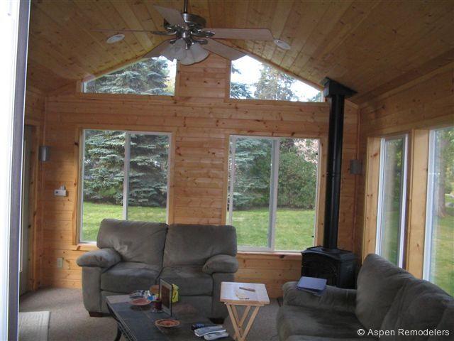 24 best ideas about porch interior on pinterest 4 season Four season porch plans
