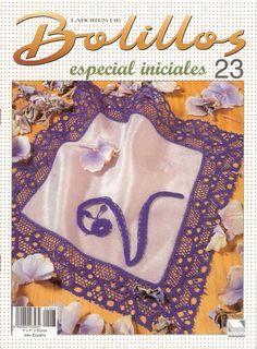 Labores Bolillos 23 - panuelo - Álbumes web de Picasa