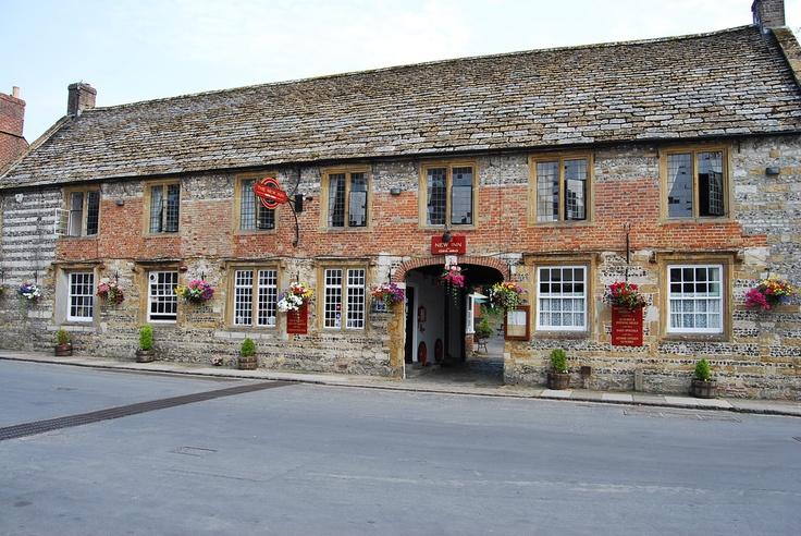 New Inn, Cerne Abbas in Dorset  http://www.thegoodpubguide.co.uk/pub/view/New-Inn-DT2-7JF