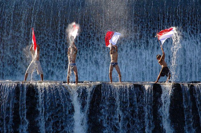 Happy Indepedence Day Indonesia! Dirgahayu Republik Indonesia! Merdeka!
