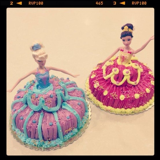 Sugar Princesses!