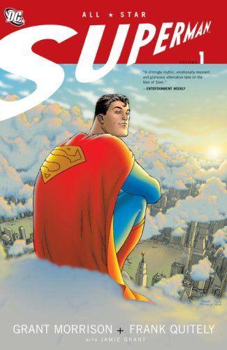 All Star Superman Grant Morrison dp