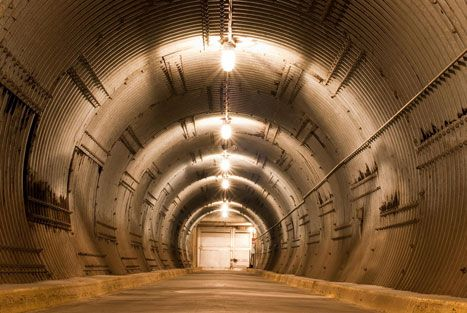 'Blast Tunnel' in Ottowa - 10 quirky things to do in Canada's capital city