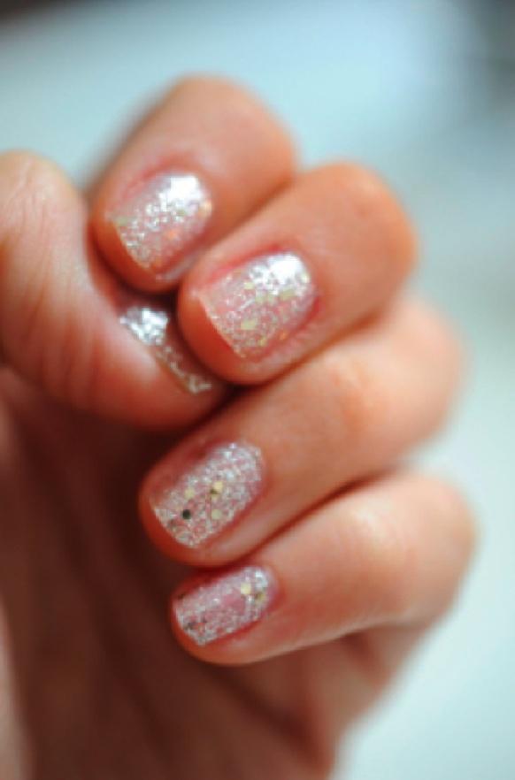 love sparkles !!: Ideas Wedding, Wedding Nails Polish, Polish Ideas, Bride Ideas, Ideas Not, Sparkle Glitter, Fancy Nails, Elegant Sparkle, Hair Nails Etc