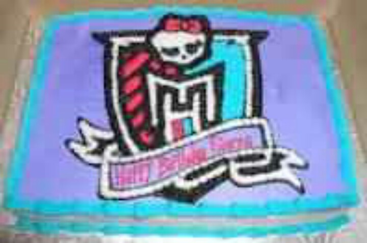The 49 Best Monster High Party Images On Pinterest Monster High