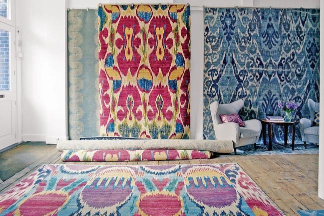 Luke Irwin Rugs: Rugs Floors, Cool Rugs, Ikat Rugs, Colors Rugs, Ikat Prints, Irwin Rugs, Floors Rugs Curtains Pillows, Dorm Rooms, Luke Irwin