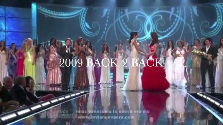 Las 7 Miss Universo Venezolanas