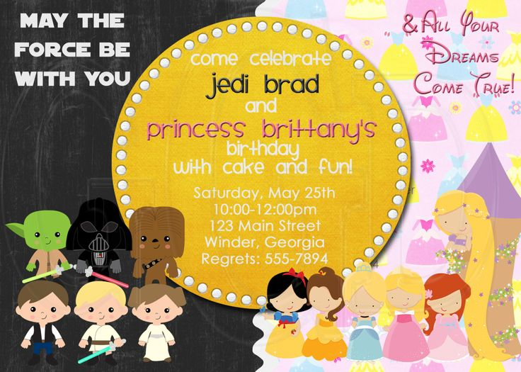 47 best shared birthdays images on pinterest parties birthdays get free template joint birthday party invitation wording stopboris Images