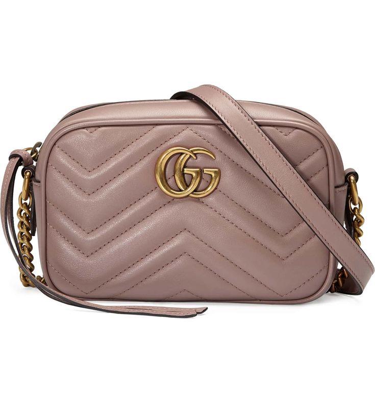 Gucci gg marmont 2.0 matelasse leather shoulder bag