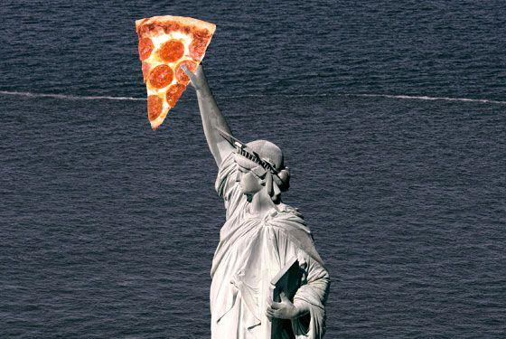 pizza a new york locali