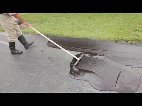 Concrete Driveway Paving Charlotte NC Driveway Repair - YouTube