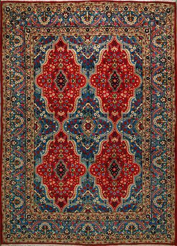 Yazd Persian Rug