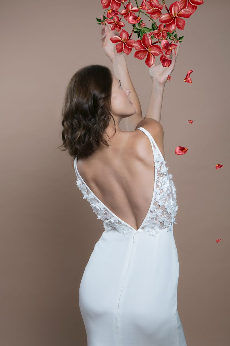 The Jasmine Gown Trish Peng Bloom Collection