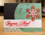 Simple.: Christmas Cards, Galleries, Cards Blog, Cards Ideas, Christmashandmad Cards, Winter Cards, Cards Inspiration, Christmas Handmade Cards