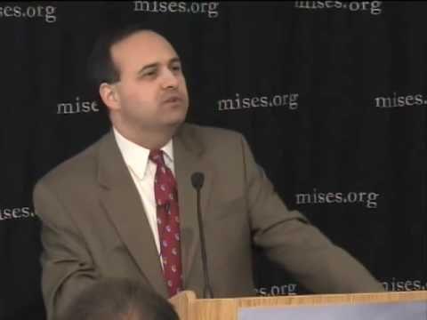 Applying Economics to American History   Thomas E. Woods, Jr. youtube