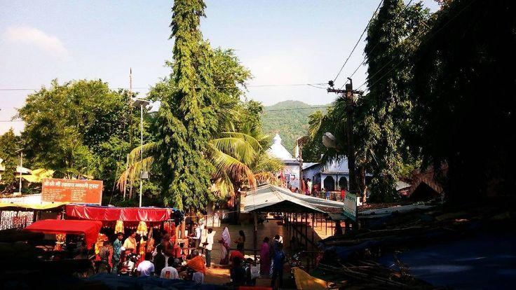 Maa Nagar Bhagwati Mandir at chandwa in #latehar district #jharkhandtourism #govindpathak