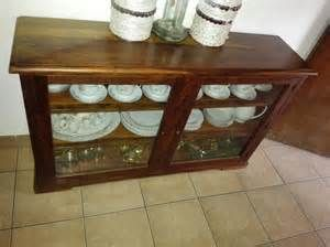 Search Wooden display case with glass doors. Views 11537.