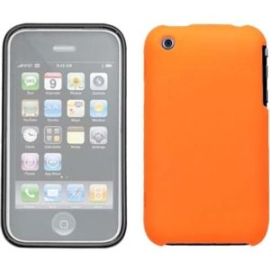 Insten Phone Case Cover With Lens for Apple iPhone 3GS/ 3G #1128397